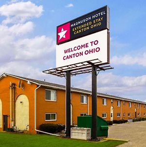 Magnuson Hotel Extended Stay Canton Ohio photos Exterior