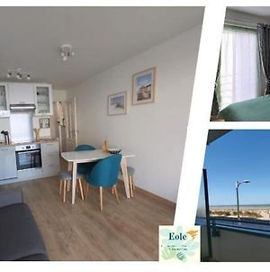 Eole - Appartement Vue Mer -2Baies Somme - Fort-Mahon-Plage photos Exterior