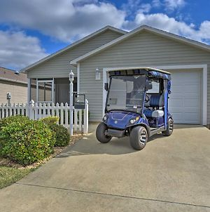 Modern Central Villages Cottage With Golf Cart! photos Exterior