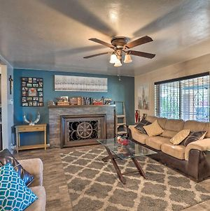 Ranch-Style Home With Fire Pit Less Than 1 Mi To U Of A photos Exterior