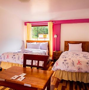 Room In Lodge - Hotel With Mountain Views With Two Terraces - Triple Room 2 photos Exterior