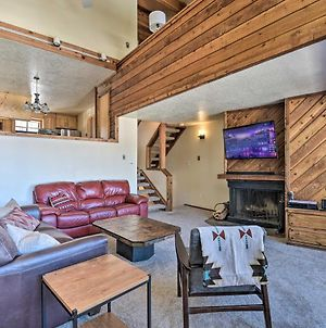 Warm Townhome With Sauna At Angel Fire Ski Lift photos Exterior