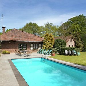 Magnificent Farmhouse In Sint Joostlimburg With Terrace And Private Garden With Barbecue photos Exterior