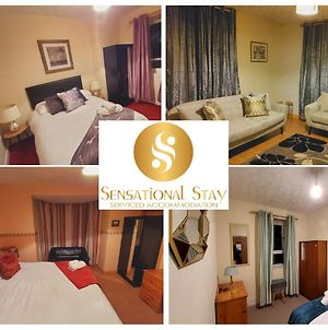 4 Bedroom Apts At Sensational Stay Serviced Accommodation Aberdeen- Powis Crescent photos Exterior