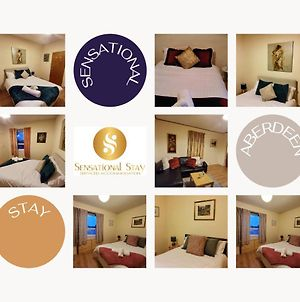 Sensational Stay Serviced Accommodation Aberdeen 4 Bedroom Apt - Bedford Road photos Exterior