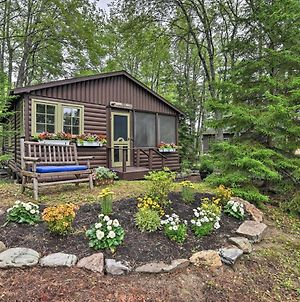 Sprucewold Boothbay Harbor Cottage With Deck photos Exterior
