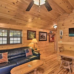 Anchors Away Cabin Hideaway With Fire Pit! photos Exterior
