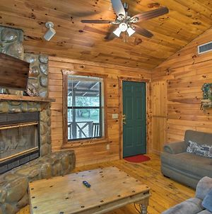Starlight Cabin About 6 Miles To Beavers Bend! photos Exterior