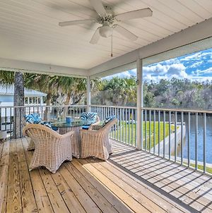 Withlacoochee River House With Dock And Kayaks! photos Exterior