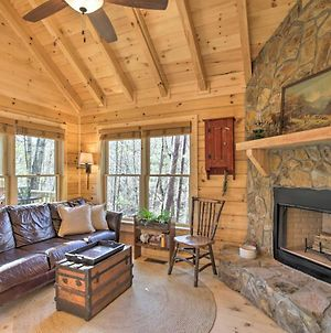 Couples Getaway Cabin By Hiking And Waterfalls! photos Exterior
