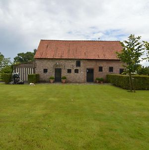 Vintage Farmhouse In Pittem With Forest Nearby photos Exterior