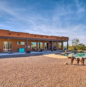 Superstition Sw Retreat With Pool And Mtn Views! photos Exterior