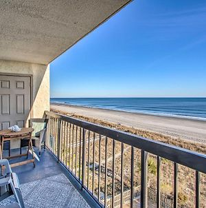 Remodeled Oceanfront Condo With 16 Balcony! photos Exterior
