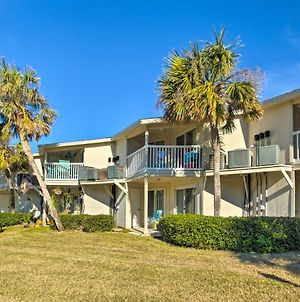 Eco-Bungalow Condo Pensacola Beach Access! photos Exterior