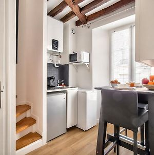 Charming Duplex Studio In The Heart Of Paris photos Exterior