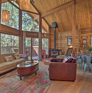 In The Pines Cabin By Hiking, Biking And Fishing! photos Exterior