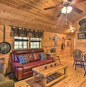 Pet-Friendly Semper Fi Cabin With Fire Pit! photos Exterior