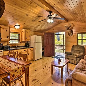 Hooah Cabin Retreat With Grill And Step Free! photos Exterior