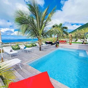 Villa Sea View, 5 Min From The Beach, Overlooking The Caribbean Sea, Private Pool photos Exterior