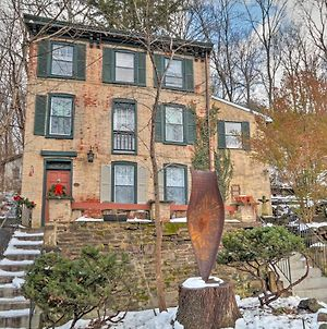 Charming Getaway Less Than 1 Mi To Dtwn Lambertville! photos Exterior