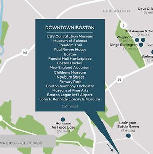 Hyatt House Boston/Burlington photos Exterior