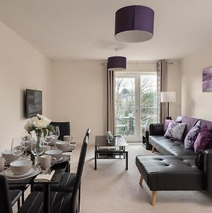 Virexxa Bletchley - Executive Suite - 2Bed Flat With Free Parking photos Exterior