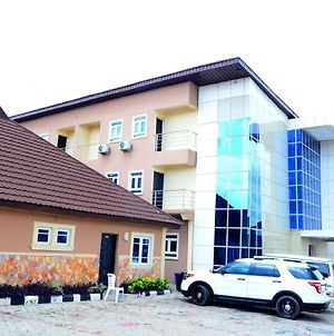 Room In Lodge - Groovy Hotel Is A 3-Star Budget Hotel In Akure photos Exterior