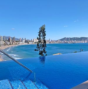 Luxury Apartment With Pool By Poniente Beach photos Exterior