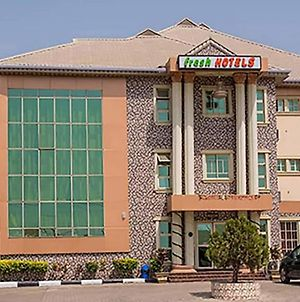 Room In Lodge - Somewatt Fresh Hotelsexcellence And Hospitality In The City Of Ilorin photos Exterior