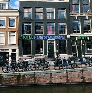 Budget Hostel Heart Of Amsterdam photos Exterior