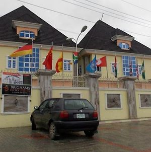 Room In Lodge - Brighams Suites Limitedbudget Hotel In Festac Town Lagos photos Exterior
