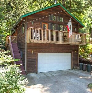 Absolute Zen! Redwoods! Bbq Grill! Fast Wifi!! Ping Pong!! Dog Friendly! photos Exterior