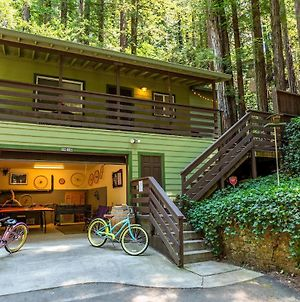 Vino Velo Retreat! Redwoods! Hot Tub!! Fire Table!! Bbq!! Game Room!! Fast Wifi!! Dog Friendly!! photos Exterior