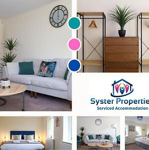 Syster Properties Serviced Accommodation Leicester 5 Bedroom House Glen View photos Exterior