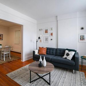 Mid Century Modern 2Br Apt / 20 Min From Nyc photos Exterior