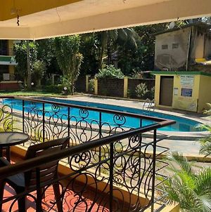 2Bed Room House For Rent Near Baga W Pool photos Exterior