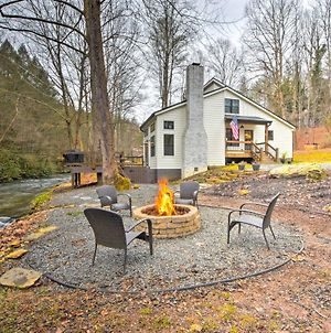 Mountaintown Creek Escape With Fire Pit And Deck! photos Exterior