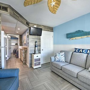 Remodeled Condo Right On Wildwood Crest Beach photos Exterior