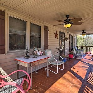 Nature Escape In Wytheville With Covered Porch! photos Exterior