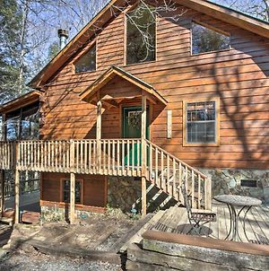 Luxe Fightingtown Creek Cabin 2 King Suites And Spa photos Exterior