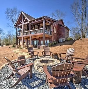 Luxe Mountain Getaway With Game Room And Hot Tub! photos Exterior