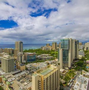 Royal Kuhio Penthouse With Ocean View On 35Th Floor photos Exterior
