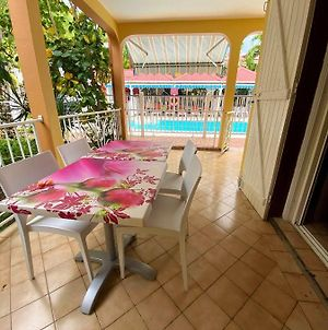 Apartment With One Bedroom In Pointe Noire With Shared Pool Terrace And Wifi 2 Km From The Beach photos Exterior