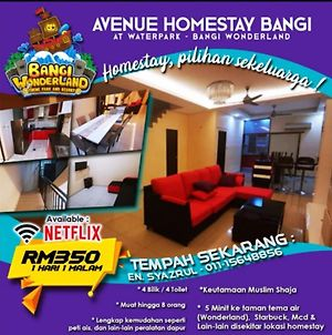 Avenue Homestay Bangi Wonderland Malay Only photos Exterior