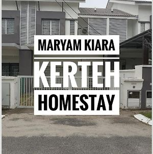 Maryam Kiara Kerteh Homestay photos Exterior