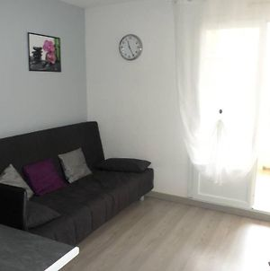 Agreable 2 Pieces Pour 4 Pers- Climatise- Terrasse Ombragee-Parking - 200M Plage photos Exterior