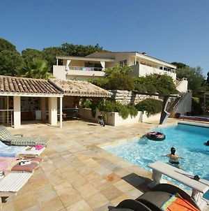 Plushy Villa With Private Pool And Sea Views In La Croix-Valmer photos Exterior