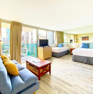 Beautiful Studio In The Aloha Surf In Waikiki With City Views - 8Th Floor - Wifi photos Exterior
