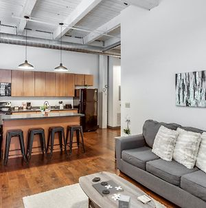 Modern Loft Style Apt On Monroe By Downtown Rochester photos Exterior