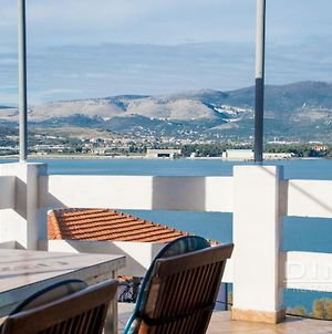 A1 Large Apt With The Big Terrace & Great Sea View photos Exterior